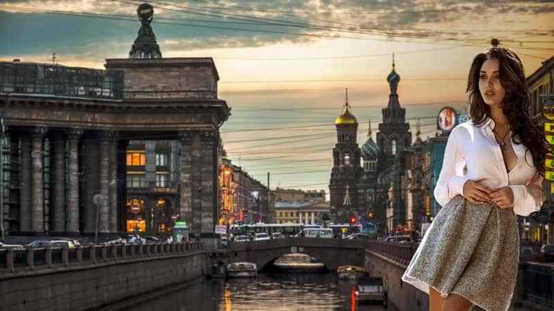 Содержанки в Санкт-Петербурге
